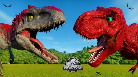 侏罗纪世界422恐龙大PK