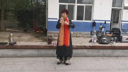 豫剧《清风亭》老婆子撞柱血飞溅——段翠芝