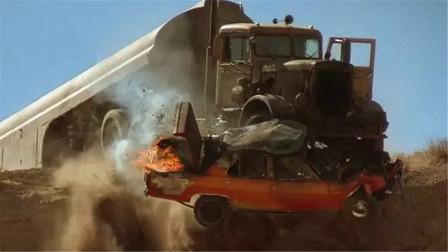 路怒症有多可怕,每个会开车的都该看看,顶级公路片《飞轮喋血》