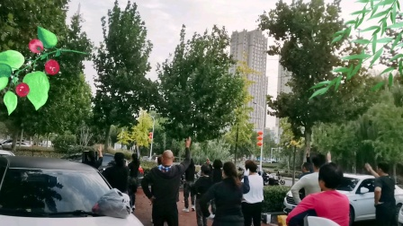 濮阳微笑2021/10/10快乐体育广场健身