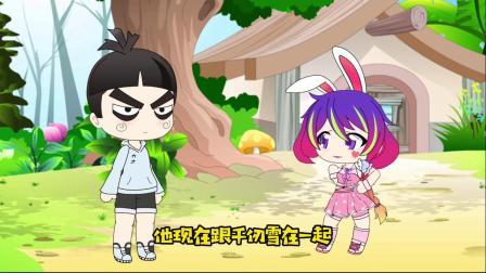 《斗罗大陆》:唐三跟千仞雪在一起了,因为小舞是只魂兽!