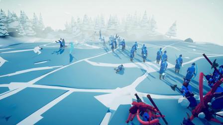 全面战争模拟器:维京人寒冰射手,让齐天大圣出马