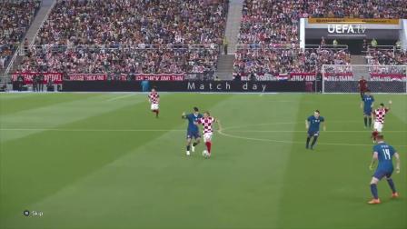 模拟预测世预赛:克罗地亚vs斯洛伐克,双方上演进球大战