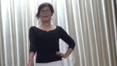 洋雪梅广场舞《爱情十八拍》