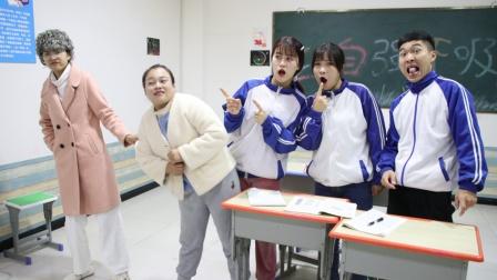 当上课遇上河南话,没想全班同学都被老师带偏了,过程爆笑不断