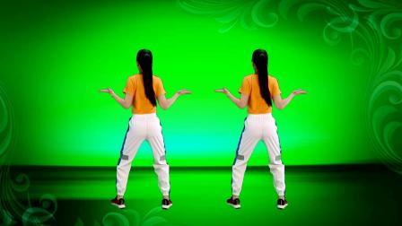 零基础动感爆汗健身操,跟着背面演示,燃脂瘦身吧