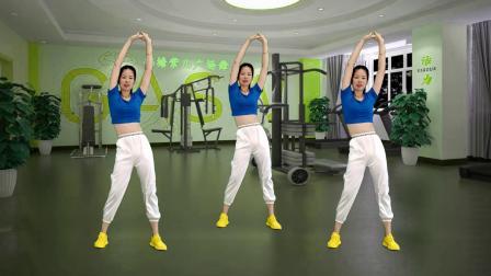 动感腰腹减肥健身操,每天30分钟减脂减压《如果爱还在dj》