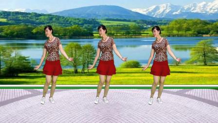 广场舞《有缘再相见》深深爱在心间,遇见就是缘,优美抒情舞步