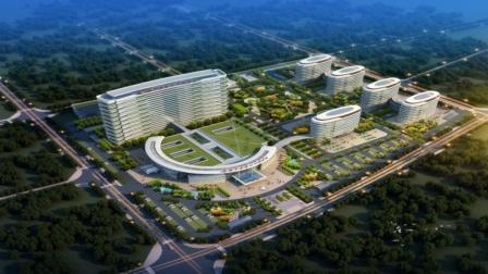 河南人有福了!斥资13亿,200亩大型医院在建中!预计202