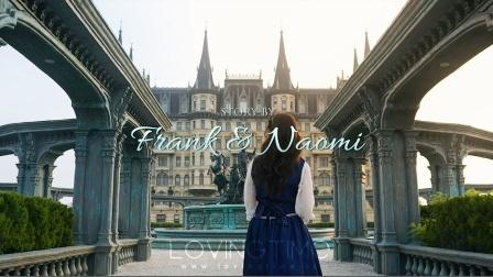 [Beauty And The Beast]美女与野兽主题婚礼·Frank and Naomi·Wedding Movie·LovingTime出品