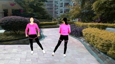 64步健身操《无常的人生》正反面,相信世上没有过不去的坡