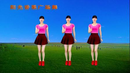 红袖DJ版广场舞《梦中的姑娘》歌声甜美,优美动听!