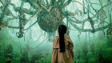 突然有一天植物长出了心脏,人类成了它们的养料