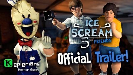 冰淇淋怪人5:小胖子来到了神秘的地下工厂,连罗德都跟过来了