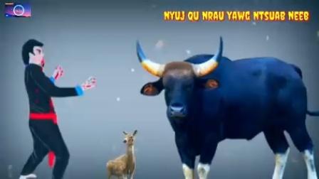 苗族鬼故事野牛