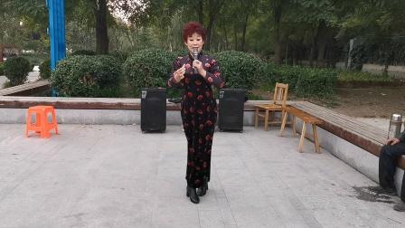 豫剧《打金枝》在宫院我领了万岁旨意——段翠芝