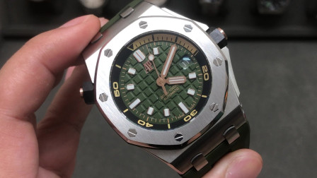 BF厂 ap15720腕表讲解