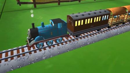 托马斯儿童游戏,托马斯火车头寻找它的玩具