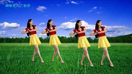 最新广场舞,附分解《秋风带走我的爱》动感64步