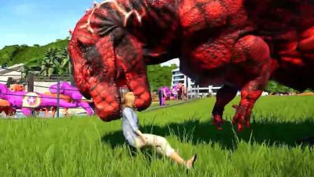侏罗纪世界425恐龙大PK