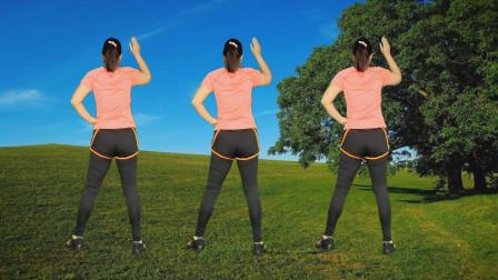 中老年健身操《雨中泪》每天锻炼半小时,促进血液循环,瘦身燃脂