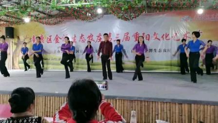 交谊舞,舞台集体表演,精选(三步踩)