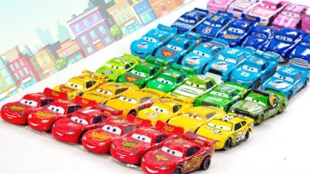 汽车玩具:超多系列的赛车大集合!你最喜欢哪一辆呢?