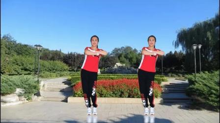 河口轻舞飞扬健身操 23-2 胯摆运动