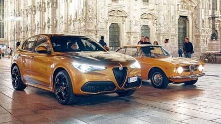 2022 阿尔法 罗密欧 Alfa Romeo Stelvio GT Junior Edition 首发宣传片