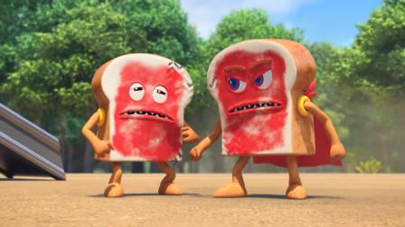 迷你特工队之超级恐龙力量第2季:倒霉的面包星人