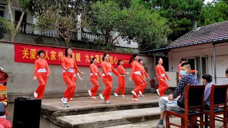 《经典黄梅戏》女驸马选段!团队广场舞!