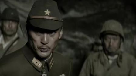 美大军到来大战即将打响,栗林中将进行最后战前动员全军高呼万岁