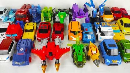 选出最酷的变形金刚汽车机器人玩具