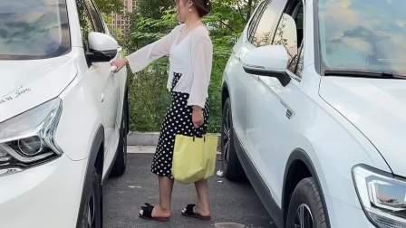 车子都开几年了,媳妇总是上错车!