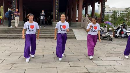 懒人减肥瘦身操,4个姐妹一起跳,有点仙女下凡的感觉!