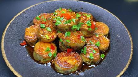 红烧茄子这样做真的超级美味