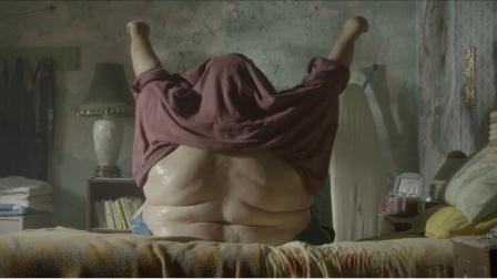 400多斤的胖子,走两步都有危险,却甘愿冒死出门实现梦想1