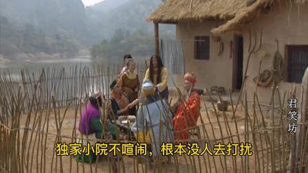 改编歌曲《生在农村环境好》独家小院不喧闹,根本没人去打扰