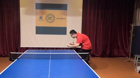 乒乓球正手生胶发球,如何才能发出质量?