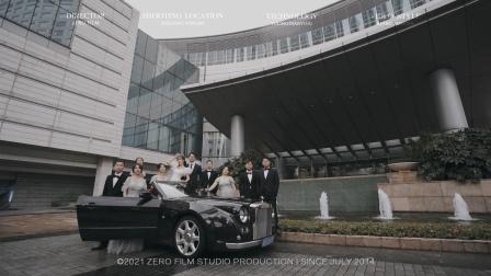 Jia&Zhuo宁波香格里拉大酒店婚礼快剪|ZEROFILM出品