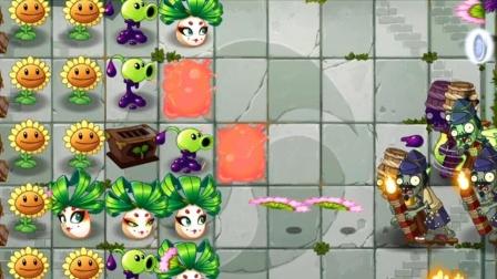 植物大战僵尸国际版:萝卜植物遇到咸鱼僵尸谁赢?