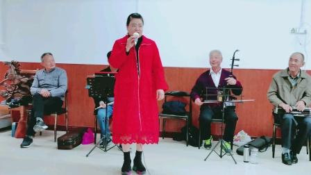 刘玉莲演唱曲剧《包公辞朝》王强贼且站午朝门下