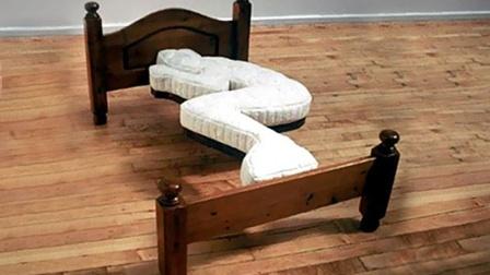世界上长相最奇特的床