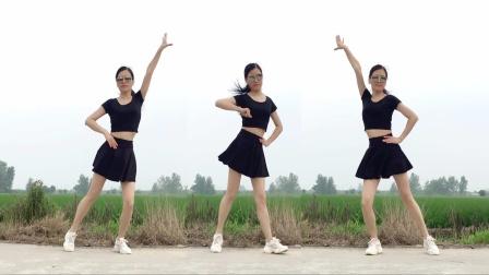 热门网红音乐《小行囊》64步强力健身操