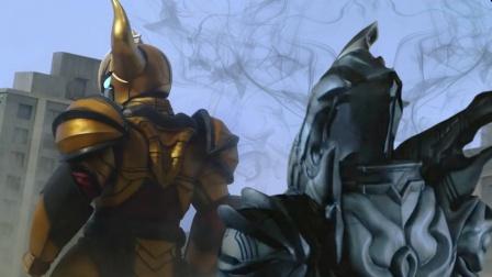 特利迦奥特曼:黑暗特利迦只是小怪!最终BOSS竟是黑暗之王?
