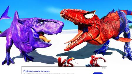 侏罗纪世界427恐龙大PK