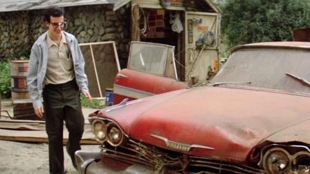 小伙250美刀买的报废红车,竟是个妖精!