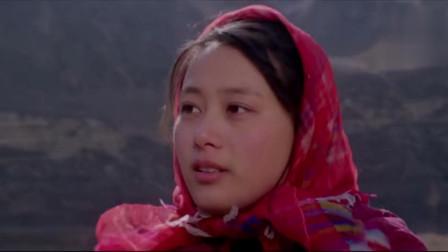 80年代经典电影,高加林和刘巧珍提出了分手,看着刘巧珍让人心疼