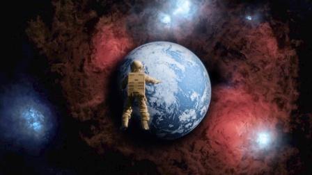 宇航员太空执行任务,发现一团红云飘向地球,将地球化为恐怖炼狱