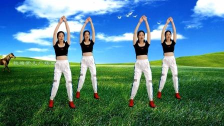 燃脂瘦身健身操,提升新陈代谢,排毒减肥《心上人dj》